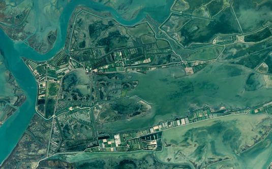 Valle Olivari, près de Lio Piccolo