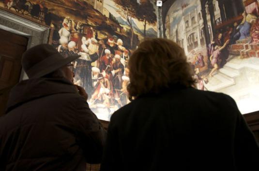 Visite de la Scuola Grande di San Marco