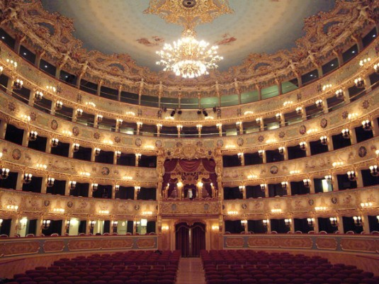 Teatro La Fenice di Venezia, photo de Michele Crosera