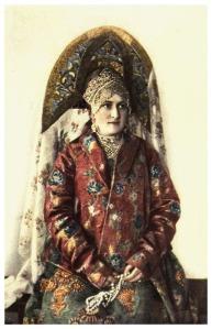"Natlia Chabelskaya dans le livre ""Peasant art in Russia"""