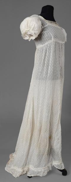 Robe, vers 1815