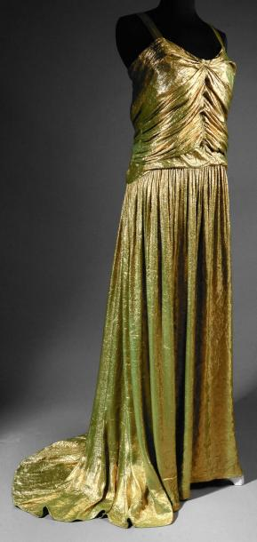 Robe du soir vers 1930