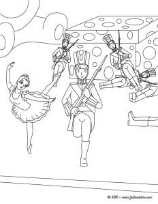 La Ballerine et le Stoïque Soldat de Plomb
