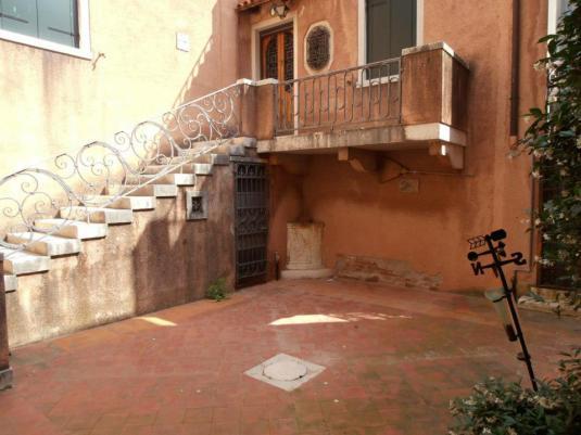 Corte privée à Venise