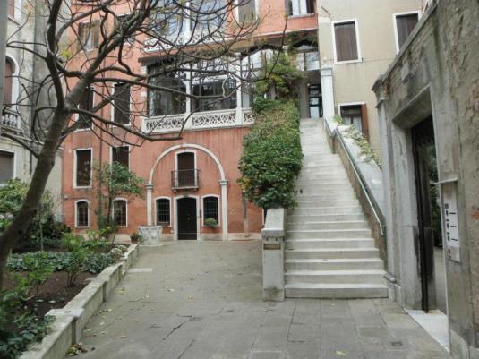 Cour privée à Venise