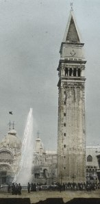 23 Juin 1884, l'eau potable arrive à Venise !