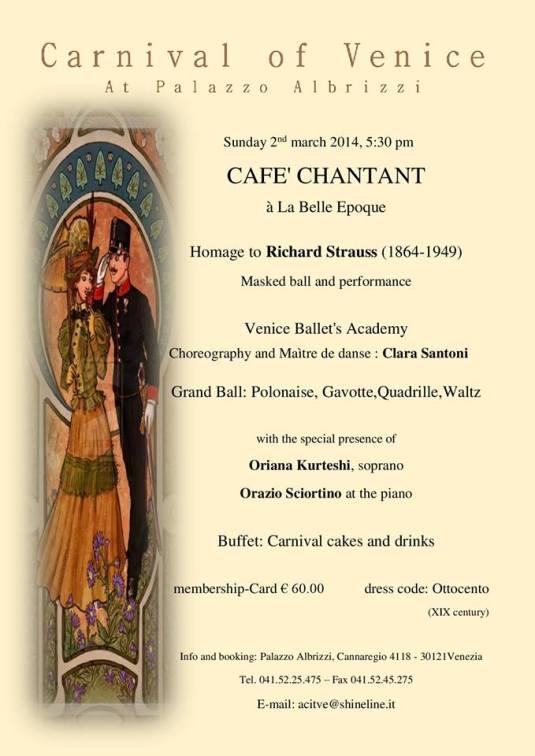 Cafe Chantant