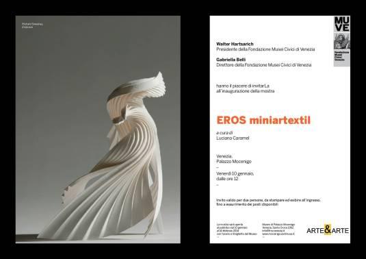 Invito Eros miniartextil 2014