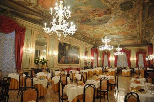 Luna Hotel Baglioni, le salon de bal Marco-Polo