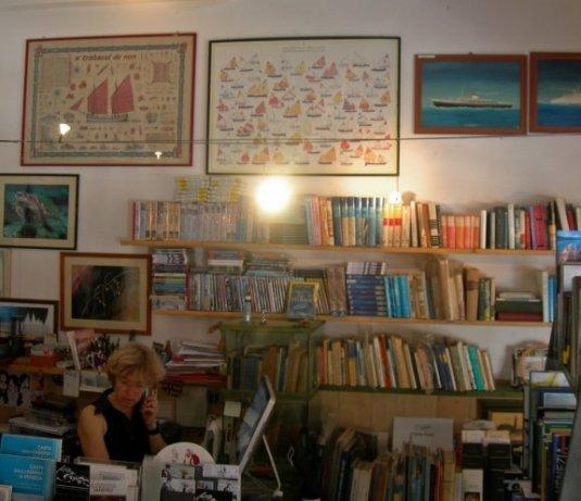 Cristina la libraire de Thalassa