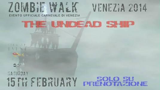 Zombie Walk barca