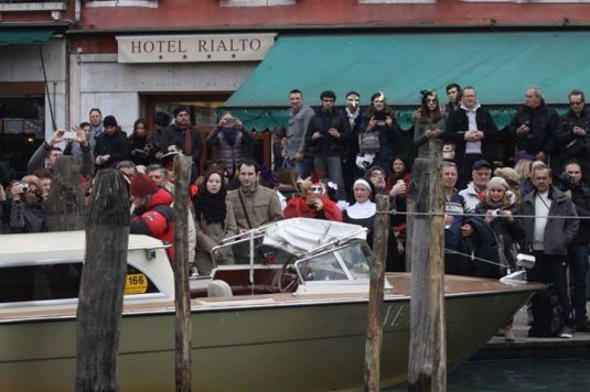 La Festa Veneziana sull'acqua