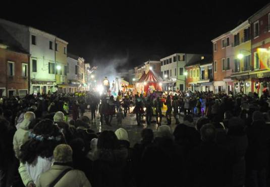 Carnevale Buran