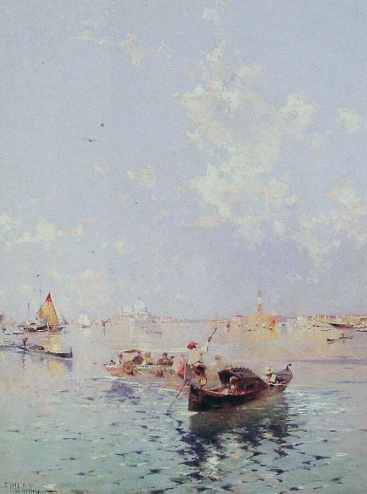 Vue de la place San Marco