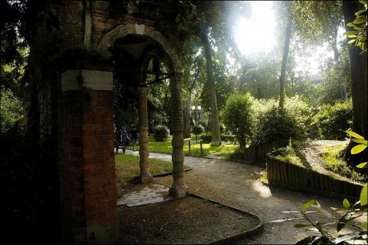 Maisons & Jardins étonnants  vénitiens