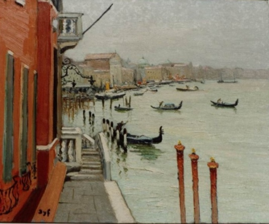 Hôtel Monaco à Venise