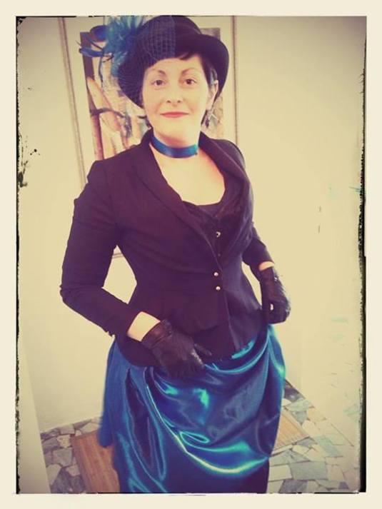 Miss Marple... alias Paola Sfameni