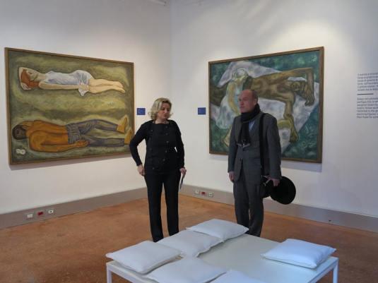 Sylvia Burini et Andrew V. Filatov