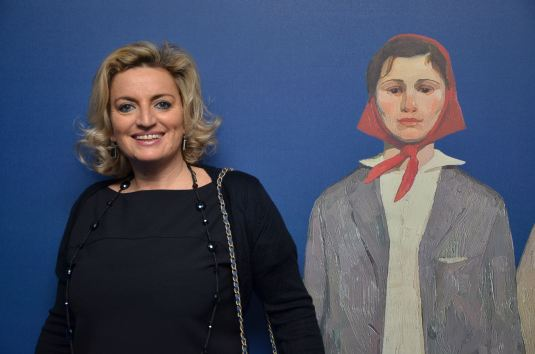 Commissaire de l'exposition - Silvia Burini