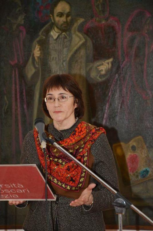 Conservateur en chef de la Galerie nationale Tretiakov - Tatyana S. Gorodkova