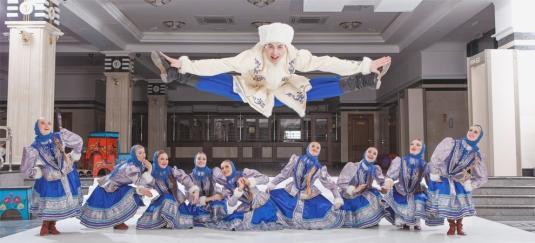 Coro Popolare di Stato della città di Omsk