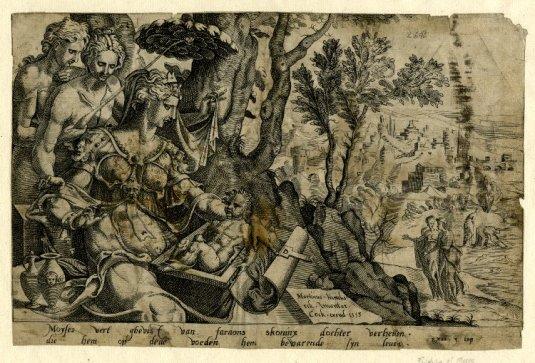 Maarten van Heemskerck 1553