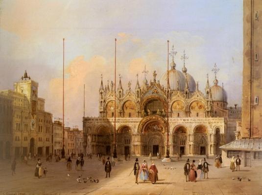 La Basilique San Marco
