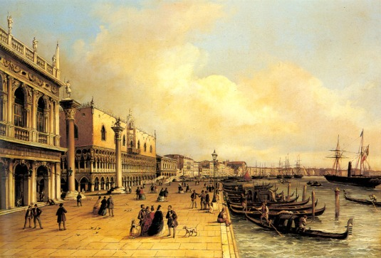 Veduta du Palazzo Ducale