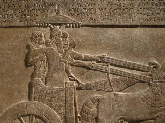 Culture Neo-Assyrian
