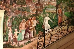 fresque Albert Decaris