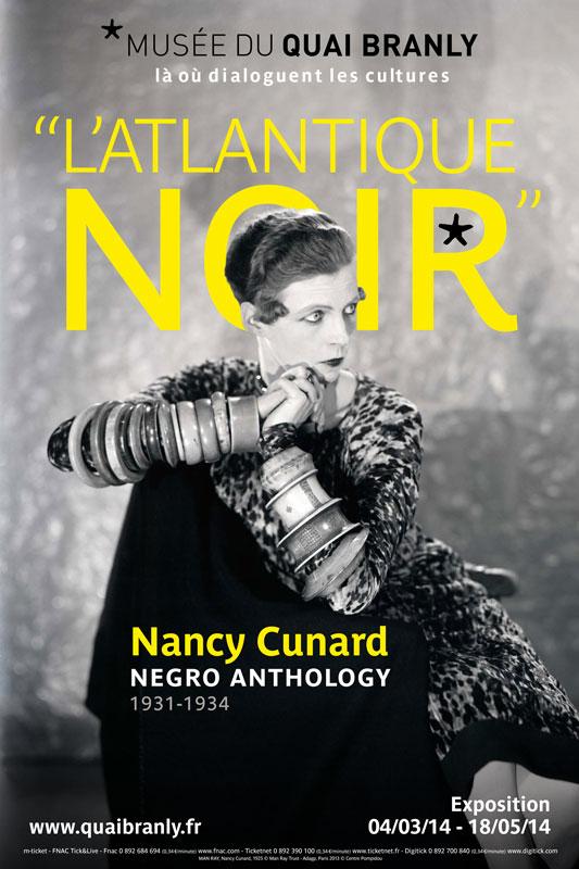 L'Atlantique noir de Nancy Cunard