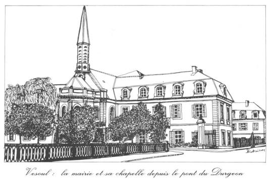 vesoul chapelle