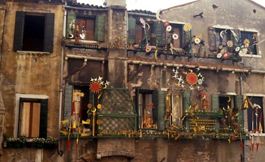 La Casa delle Girandole