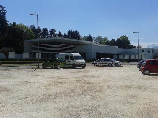 Funerarium municipal de Grenoble