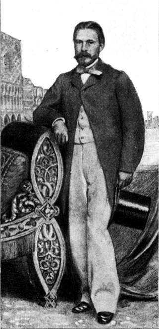 Elinor Mead Howells à Venise à l'âge de 28 ans