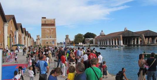 Arsenale apperto