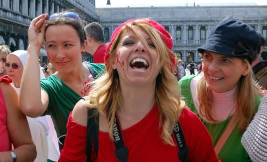 Venezia e la Festa del Bòcolo – UNA ROSA PER VENEZIA