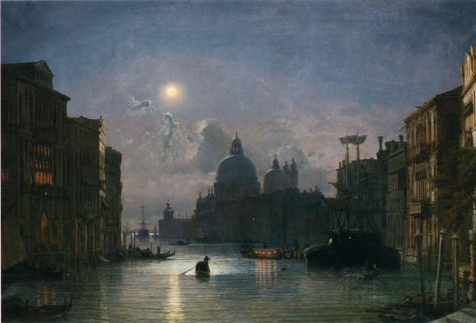 Santa Maria Della Salute, Venise
