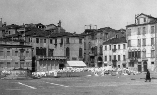 Campo San Polo, 1923