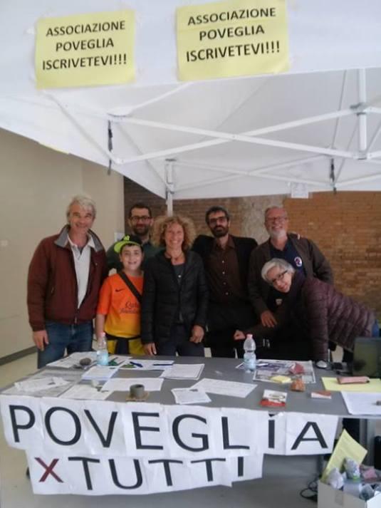 Poveglia pour tous au Scarpe Rotte Festival, Forte Marghera
