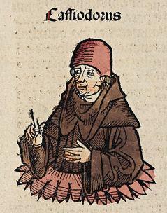 Flavius Magnus Aurèle Cassiodore