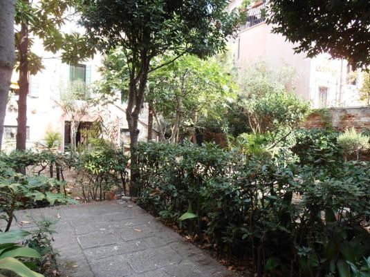 Jardin du Patriarcat de Venise