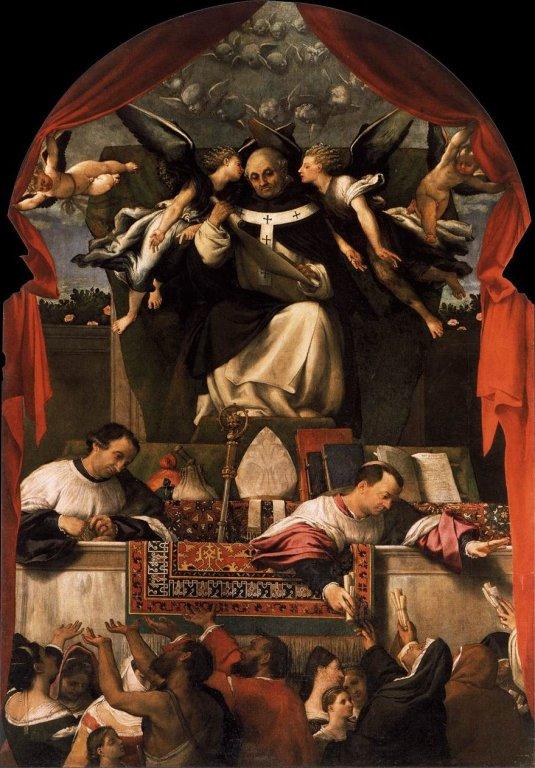 Les Aumône de saint Antoine