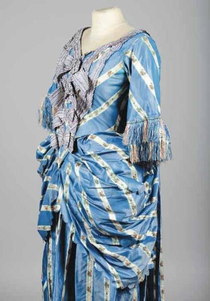 Robe de travestissement «Marquise de Pompadour»