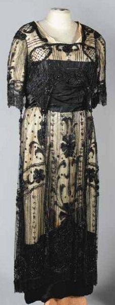 Robe du soir 1914
