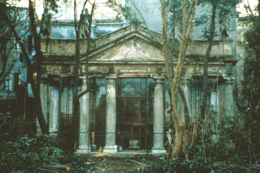 Jardin du Palazzo Soranzo Cappello