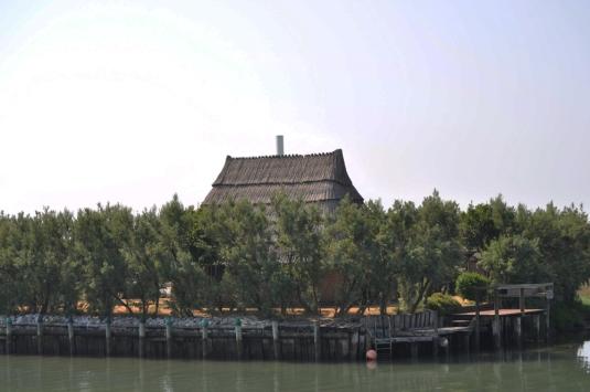 Casoni de la lagune de Marano
