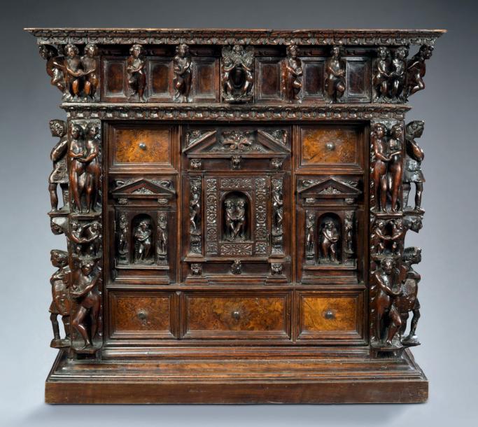 Rinascimento veneziano le mobilier olia i klod for Lions du meuble