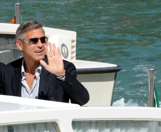 Clooney et Venise 01