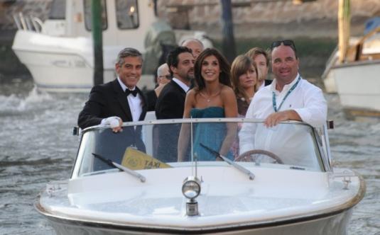 Clooney et Venise 02